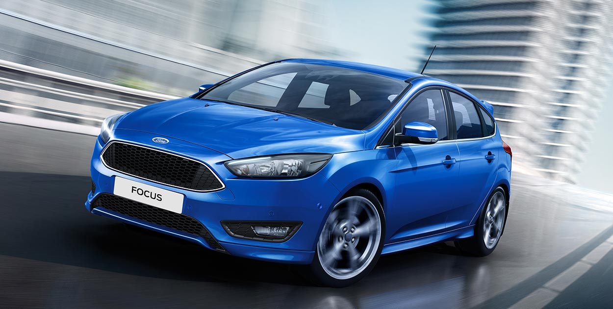 THE NEW FORD FOCUS IS THE BEST FOCUS YET - Autohub Group