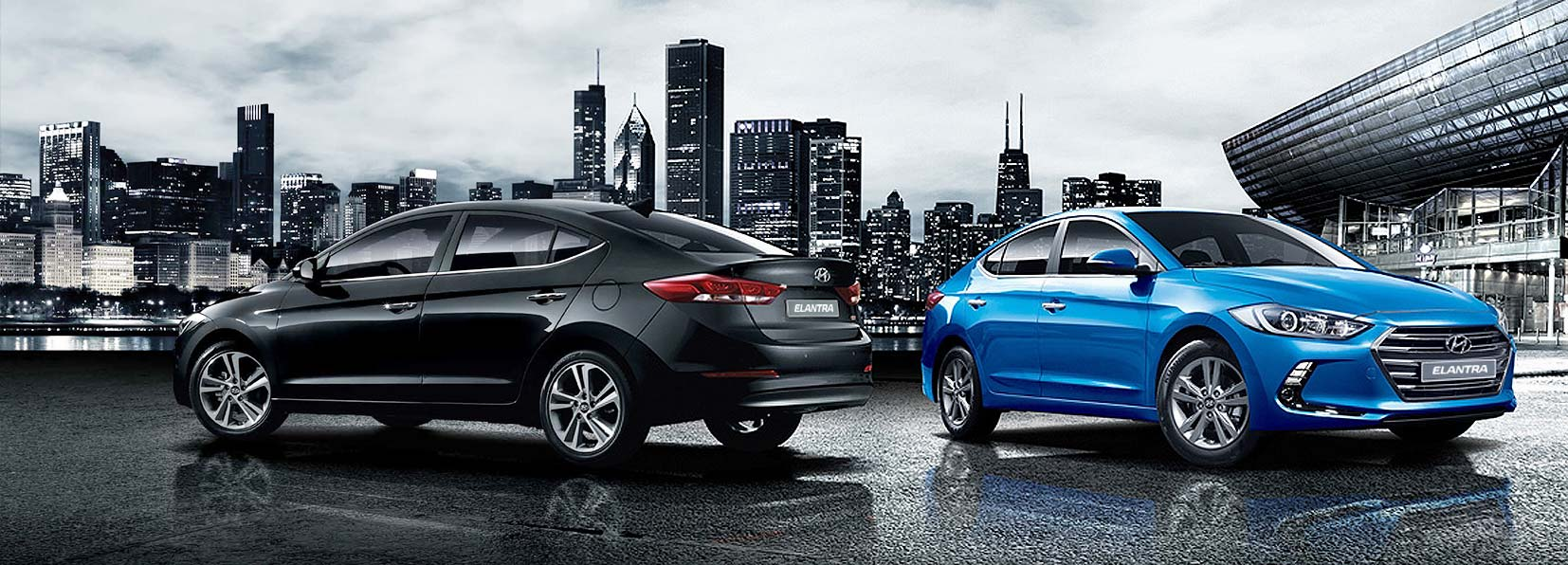 Hyundai's All-new Elantra out to Be Compact Sedan Gold in the Philippines