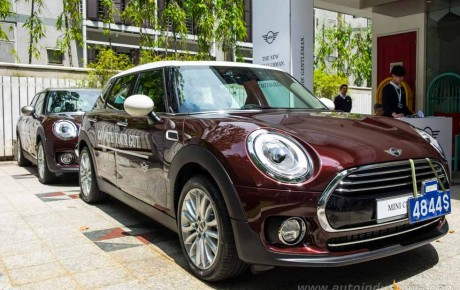 First Impressions: 2016 Mini Clubman