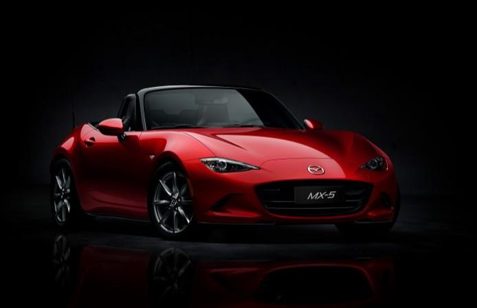 Mazda MX5 full