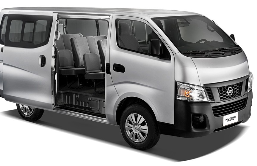 Nissan NV350-Urvan 15 seater Full Size Van | Nissan Philippines