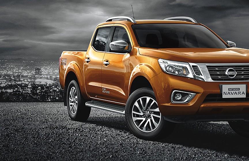 Nissan NP300 Navara 4X4 VL 2.5L 6MT Pickup-Truck | Nissan ...