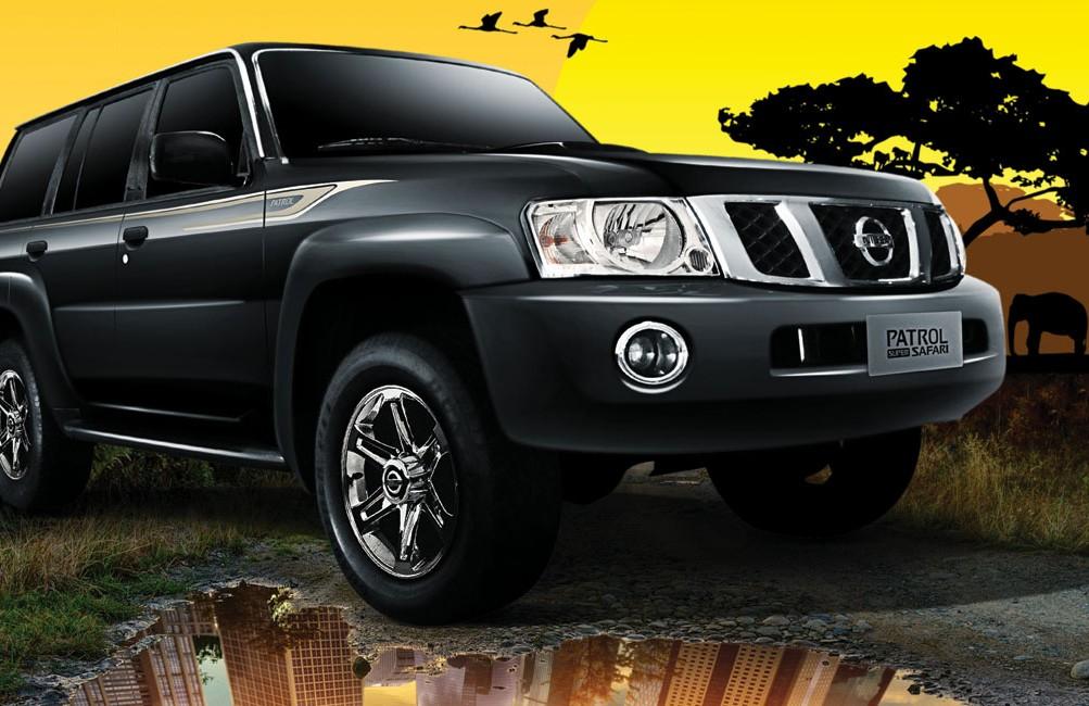 Nissan Patrol-Super-Safari 4X4 DSL CRDi 3.0L A/T SUV ...