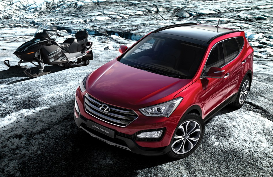 Hyundai Santa Fe User Manual Pdf