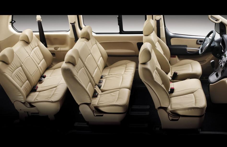 Hyundai Grand Starex Crdi Vgt Gls Gold At Full Size Van Hyundai