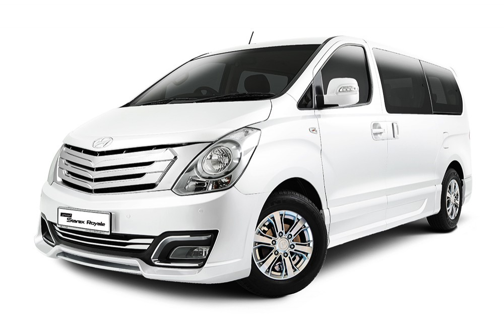 Hyundai New Grand Starex Crdi Gls 2 5l 5at Full Size Van