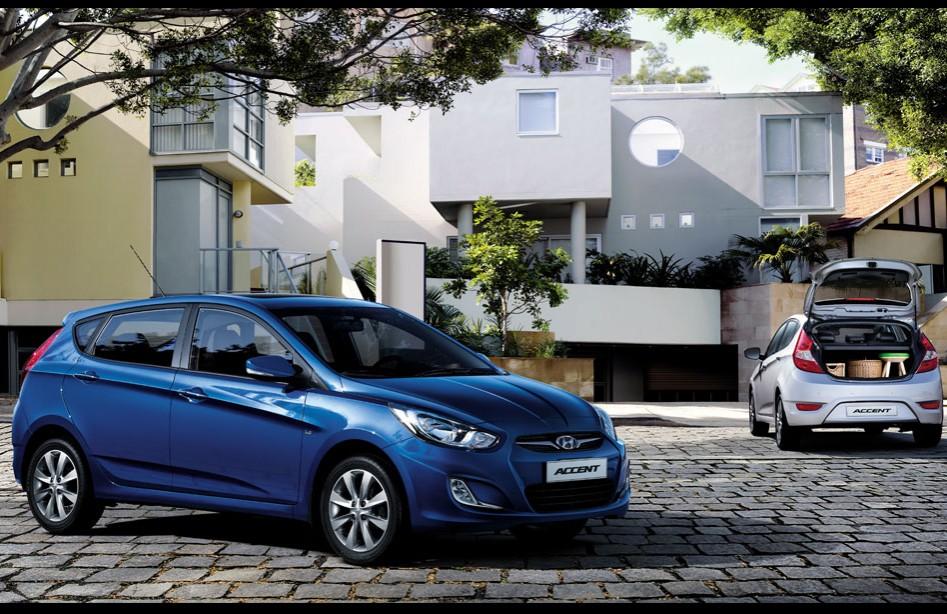 Hyundai Accent Hatchback 2016 1 6 7dct Dsl Hyundai