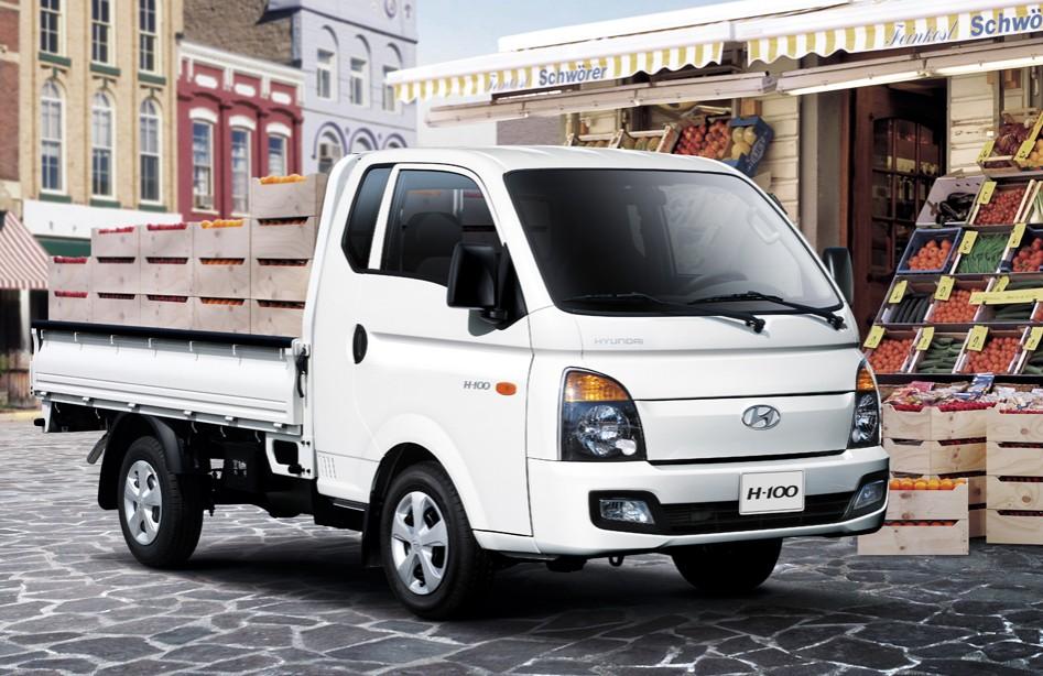 Hyundai H100 Shuttle W Dual Aircon 2 6l Pickup Truck