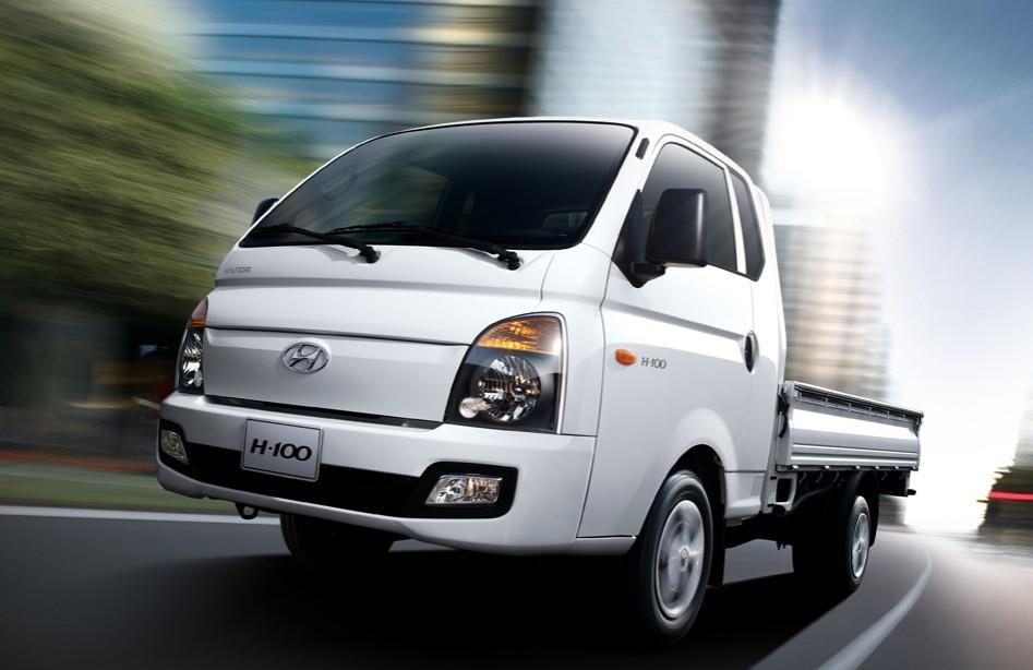 Hyundai H100 Composite Van W O Aircon 2 6l Pickup Truck