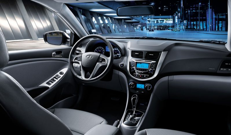 Accent Hatch 1.6 CRDi GL 6MT full