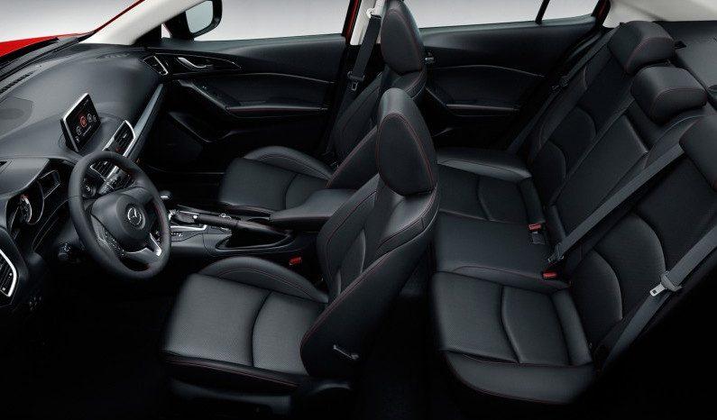 Mazda 3 4-door full