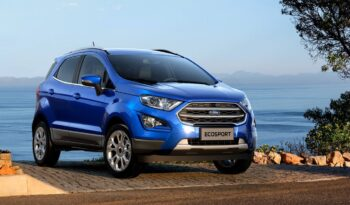 Ford Ecosport Blue AutoHub Group Philippines