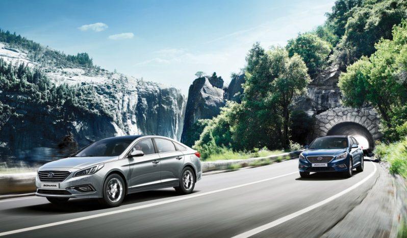 Hyundai Sonata full