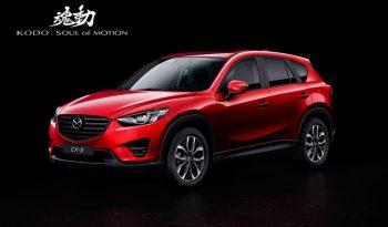 Mazda CX5 full