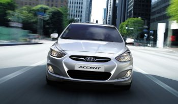 Hyundai Accent Hatchback full