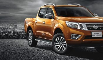 Nissan NP300 Navara 2016 2.5L 4X4 VL 7AT full