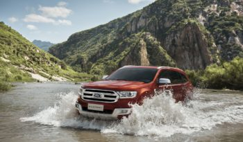 Ford Everest full