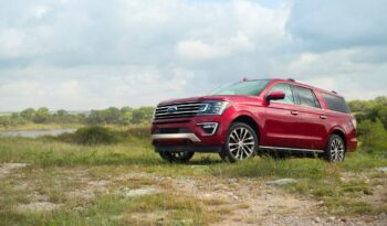 Ford Expedition Red AutoHub Group Philippines