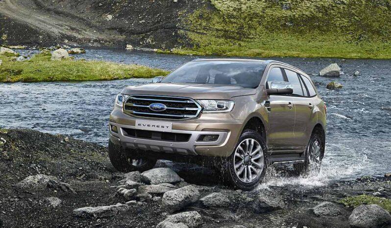 Ford Everest Lake AutoHub Group Philippines