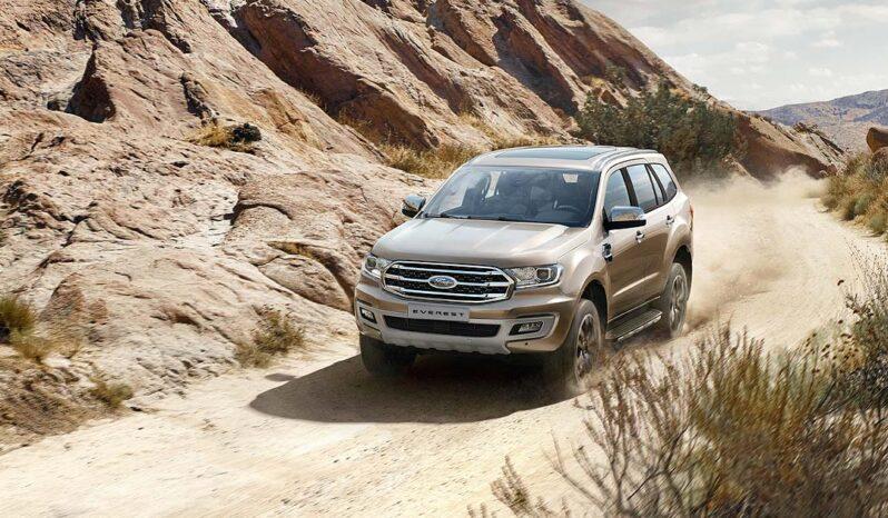 Ford Everest full