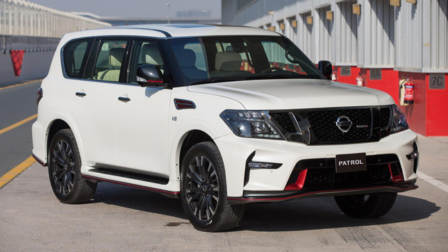 Patrol-Royale with Kit Nismo full