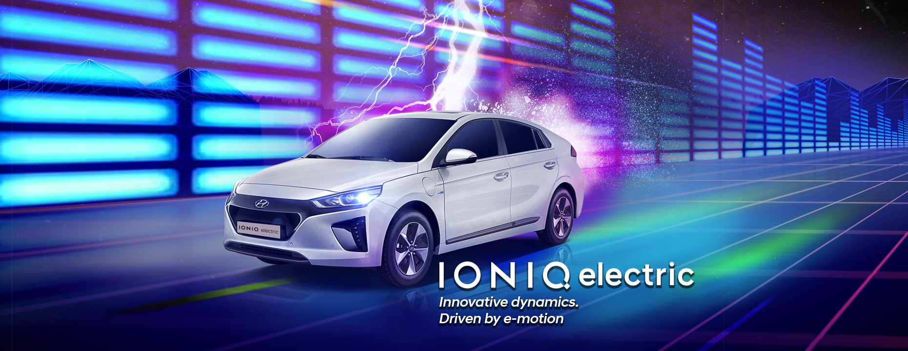 Websitebanner Ioniq