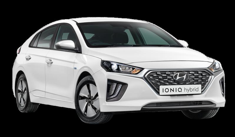 Ioniq Hybrid full
