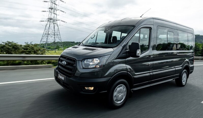 Ford Transit Exterior AutoHub Group Philippines