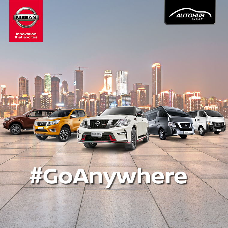 FA Nissan Omnibus Philippines - Autohub Group Mobile