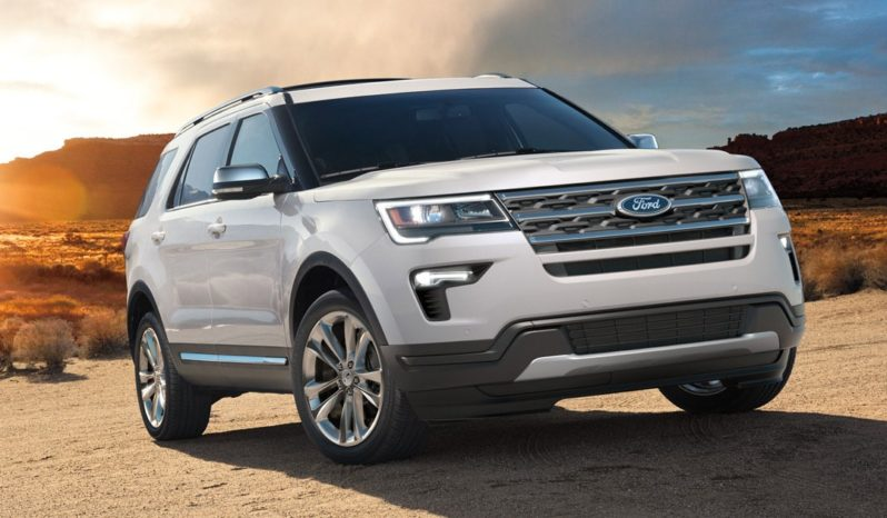 Ford Explorer 2020 Philippines - Autohub Group 1