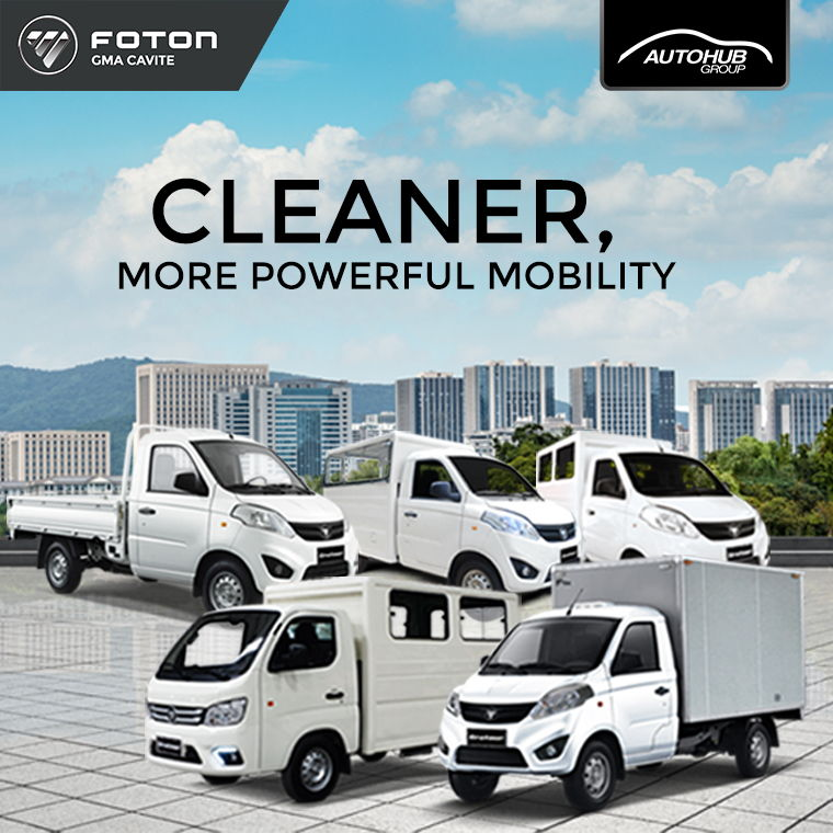 Foton GMA Cavite Philippines - Autohub Group Mobile