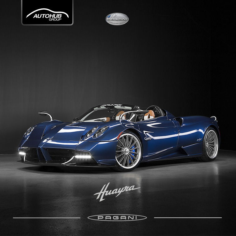 Huayra Blue Pagani Philippines - Autohub Group Mobile