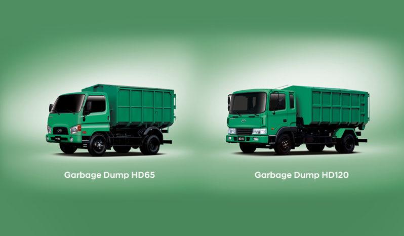 Garbage Truck full