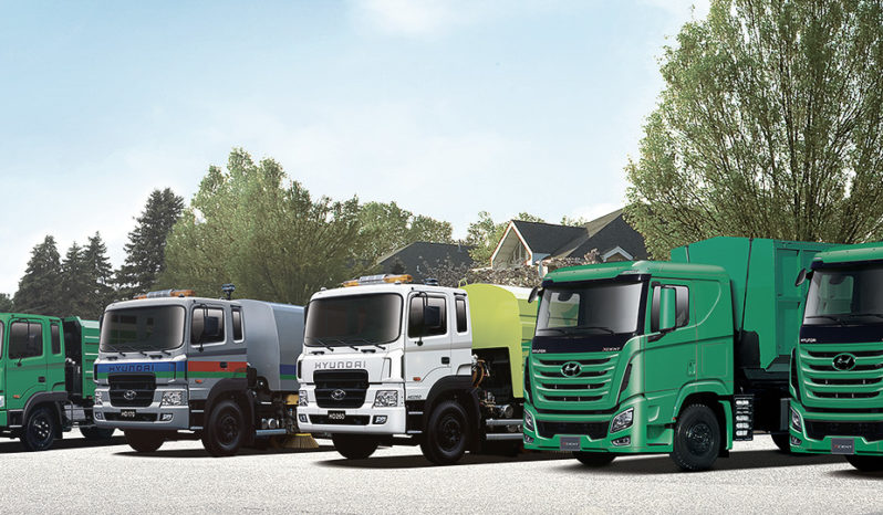 Hyundai Garbage Truck Roll Pack Autohub Group Philippines