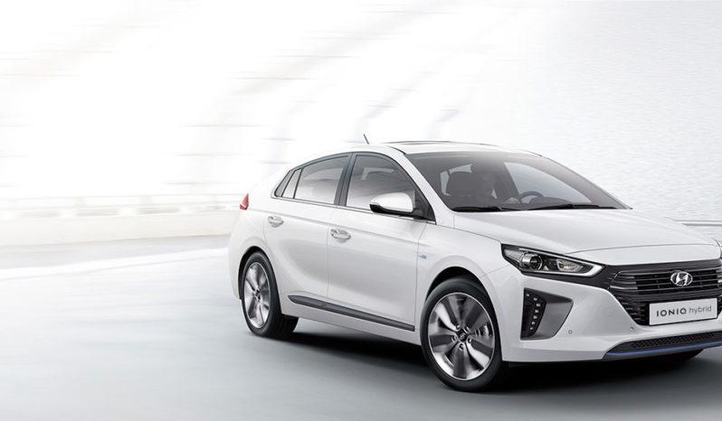 Hyundai Ioniq Hybrid 2020 Philippines - Autohub Group 1