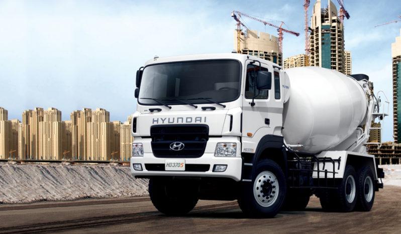 Hyundai Mixer Truck 2020 Philippines - Autohub Group