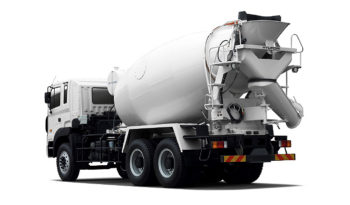 Mixer Truck full