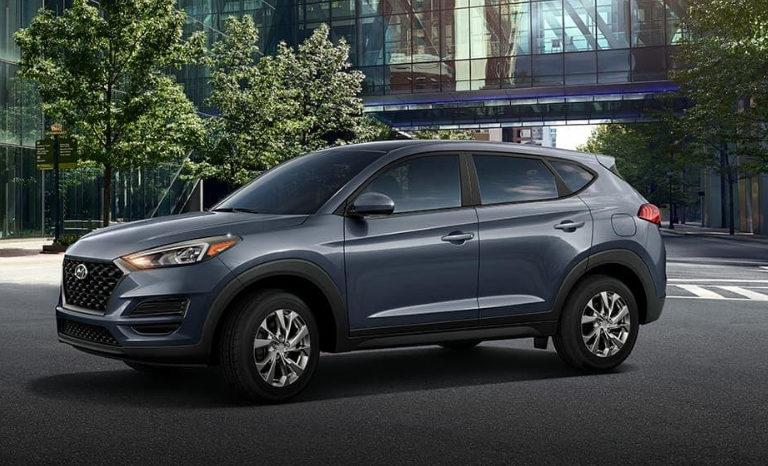 Hyundai Tucson 2020 Philippines - Autohub Group 1