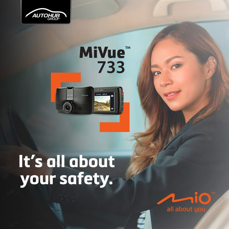 Mio Mivue 733 Philippines - Autohub Group Mobile