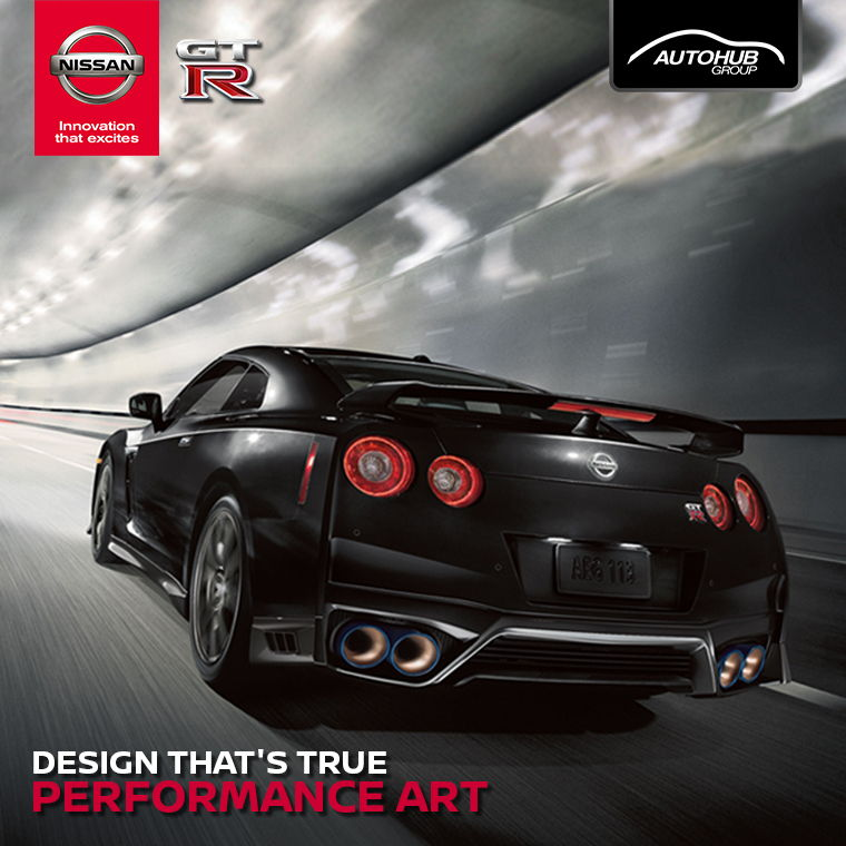 Nissan GTR Black Edition Philippines - Autohub Group Mobile
