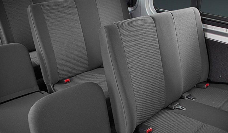 Nissan NV350-Urvan full