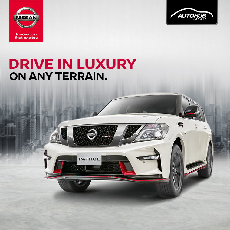 Nissan Patrol Philippines - Autohub Group Mobile