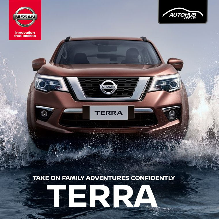 Nissan Terra Philippines - Autohub Group