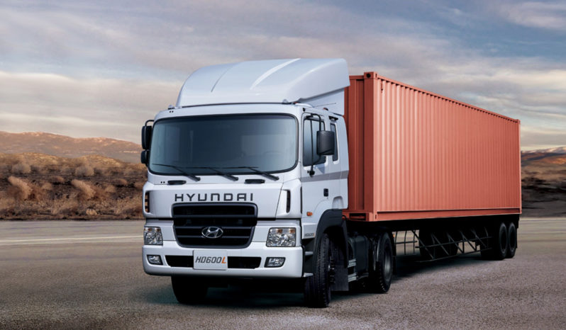 Tractor Truck Highlights Hyundai Tractor Original Autohub Group Philippines