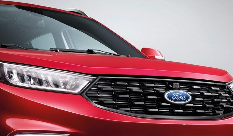 Ford Territory full