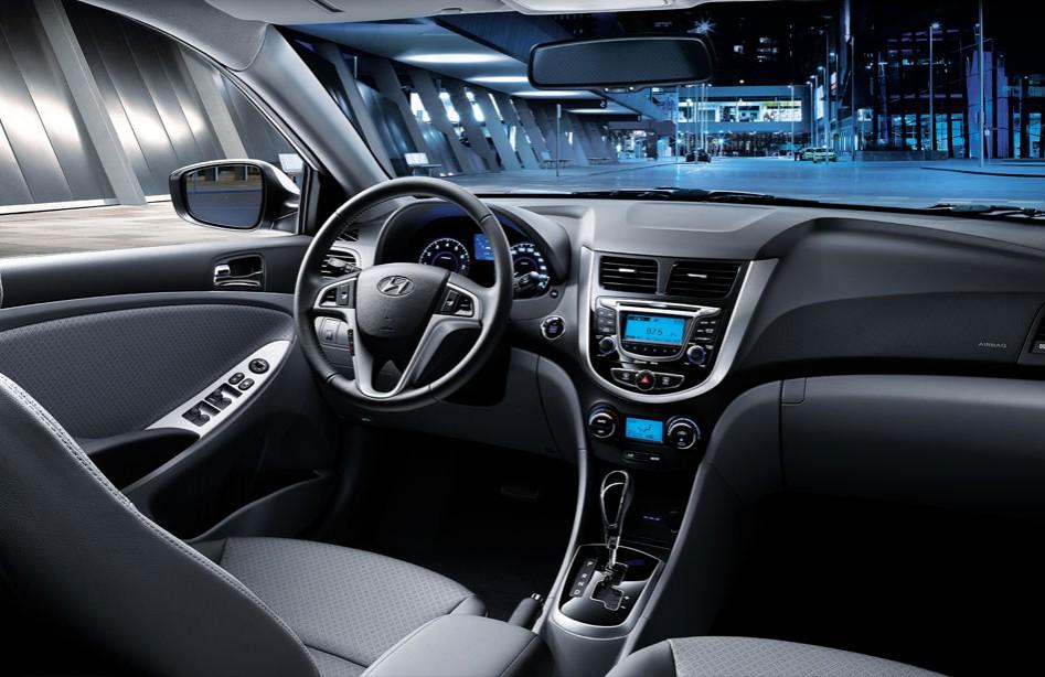 Hyundai Accent Hatchback 2016 1 6 7dct Dsl